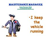 Construction Equipment Maintenance Management