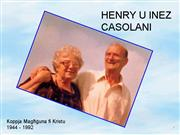Henry and Inez Casolani Extraordinary in the Ordin