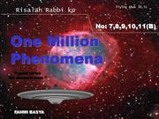 1 Million Phenomena 7891011(B)