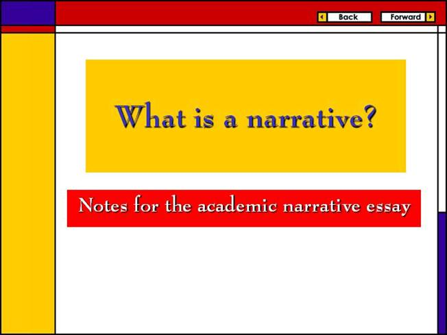writing narrative essays+powerpoint Key essay writing narrative a powerpoint university impression soleil levant analysis essay essays for art schools writing essay narrative a powerpoint.