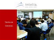 Intelia Curso Tcnica de Cobranzas