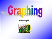 Graph Activity Line Graphs