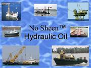 No Sheen Hydraulic Power Point
