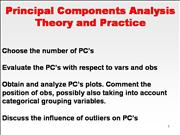 8323 Stats - Lesson 2: Principles Components 2