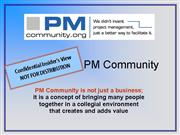 PMC a concept company