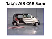 Tata's AIR CAR Soon