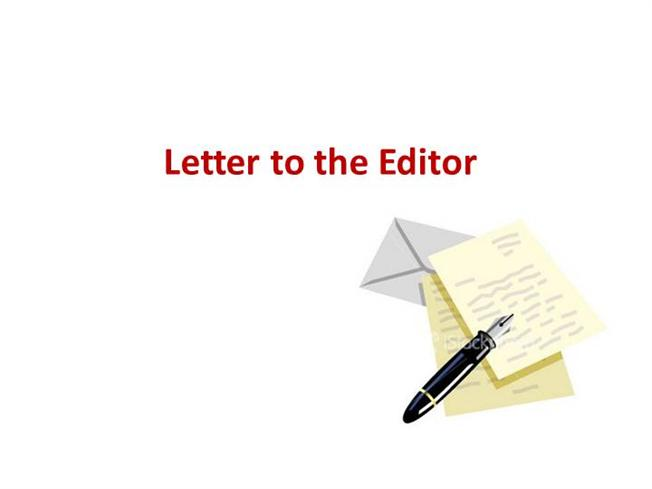 Letter to the Editor Sample authorSTREAM