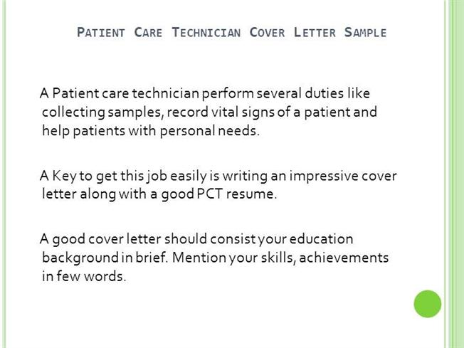 Pharmacy Technician Cover Letter No Experience Cover Letter Sample For Job Application