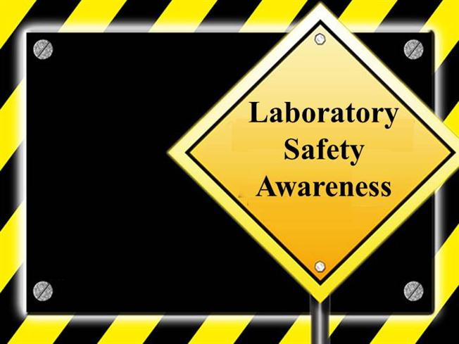 Lab Safety Tips