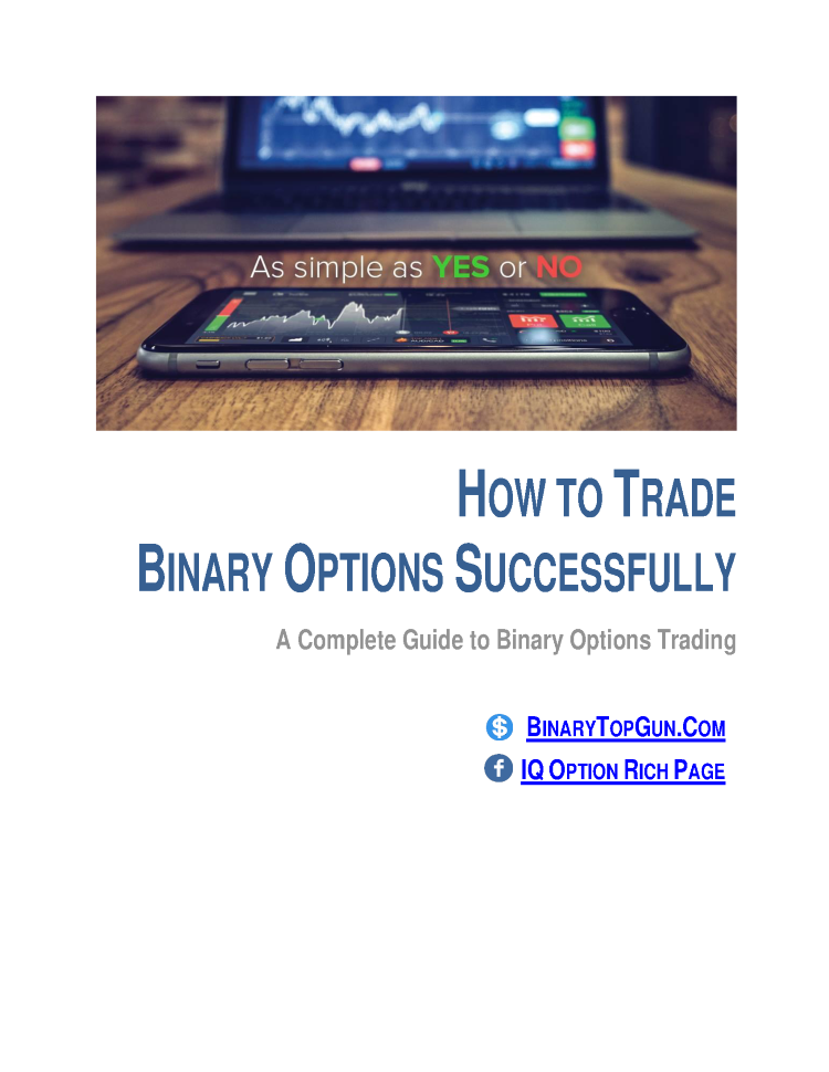 trade binary option with successfully separated