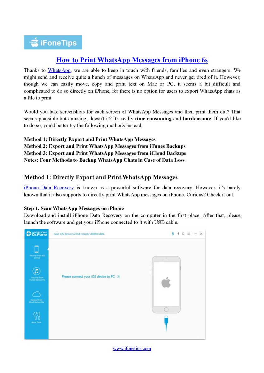 how to print text messages from iphone 5 export and print whatsapp messages from iphone 6s 6446