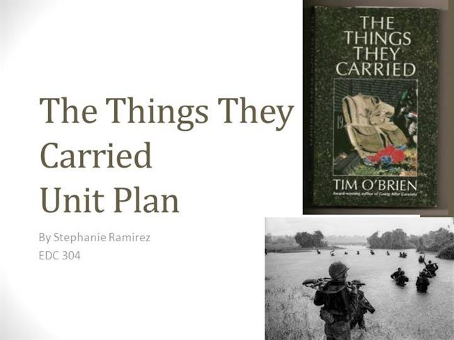 The Things They Carried Full Book