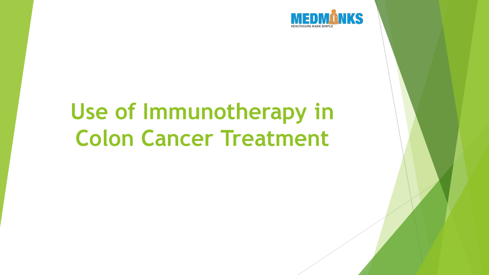 Use Of Immunotherapy In Colon Cancer Treatment Authorstream