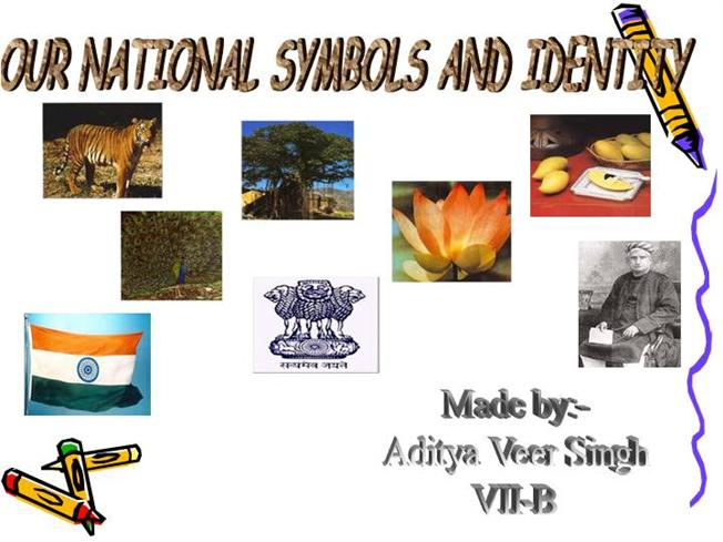 National Symbols Of India Pdf