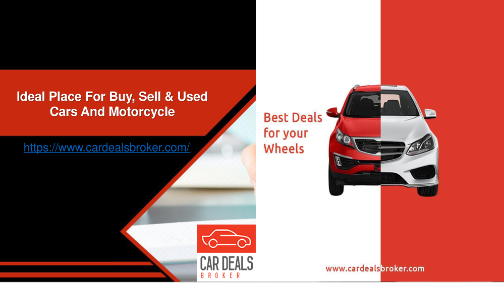 Best Used Car Dealers Buy Used Motorcycles Car Spare Parts Authorstream