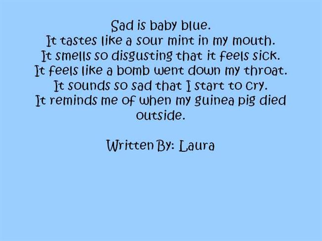 Poems About Emotions 1
